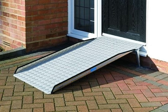 PermaRamps Semi Portable Wheelchair Ramps