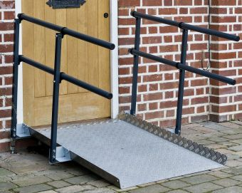 Modular Wheelchair Ramps Central Scotland