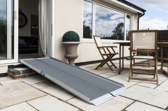 Aerolight Wheelchair Ramps Totland
