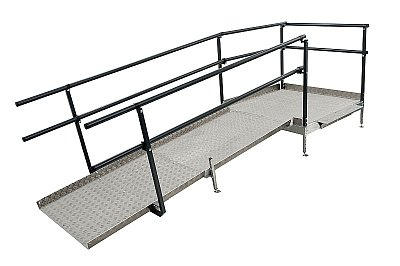 Modular Wheelchair ramps