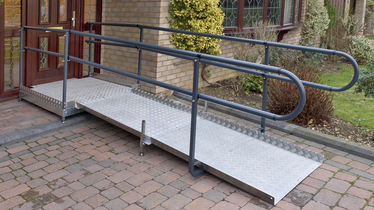 Wheelchair Ramp Fitters Llanbedrgoch